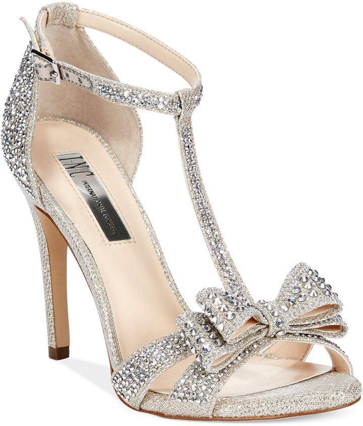 INC International Concepts Women's Reesie2 High Heel Evening Sandals on shopstyle.com