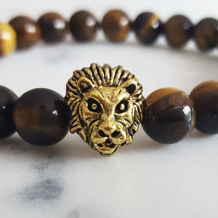 Tiger eye Leo bracelets are going strong! Get yours today.