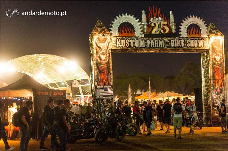 Um dos grandes atractivos da Concentração de Faro é o Bike Show. Este ano estiveram a concurso 67 motos.