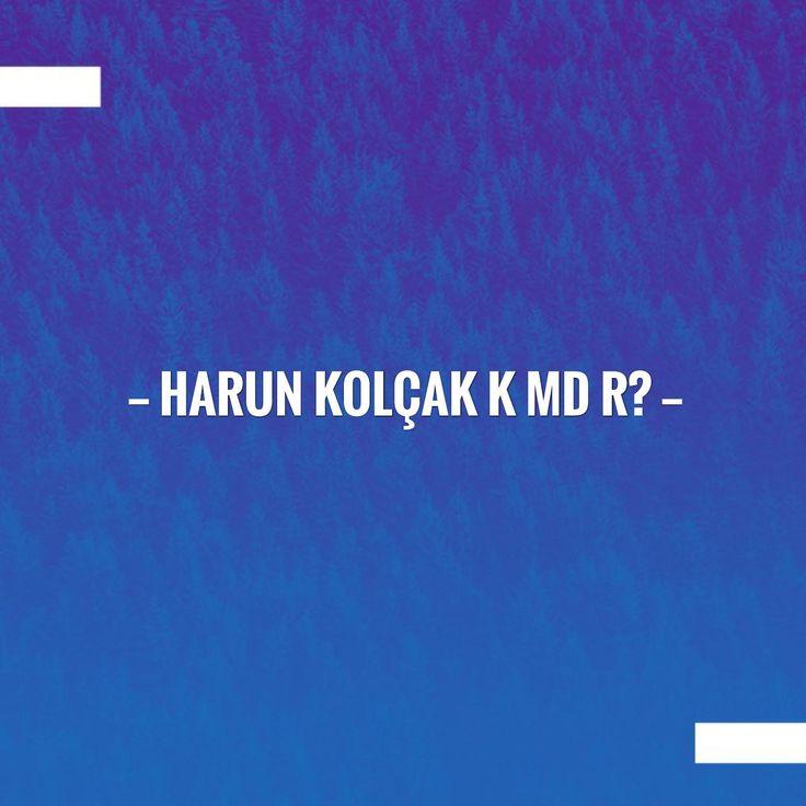 I have a feeling you'll like this one 😍 HARUN KOLÇAK KİMDİR? http://eftforum.tk/harun-kolcak-kimdir/