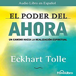 "Another must-listen from my #AudibleApp: ""El Poder del Ahora (Texto Completo) [The Power of Now ]"" by Eckhart Tolle, narrated by Jose Manuel Vieira."