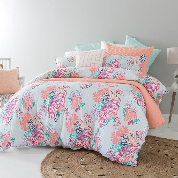 Bali Quilt Cover Set - www.pillowtalk.com.au