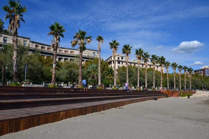 Spiaggia di Santa Teresa, Salerno  #Salerno #spiaggia #spiagge