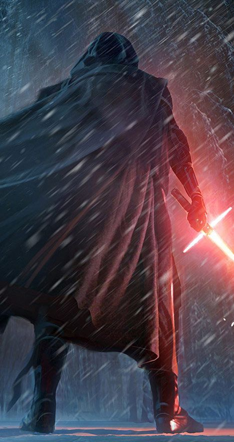 Star Wars Wallpapers HD and Widescreen | Kylo Ren Star Wars The Force Awakens wallpaper http://www.fabuloussavers.com/Kylo_Ren_Star_Wars_The_Force_Awakens_Wallpapers_freecomputerdesktopwallpaper.shtml