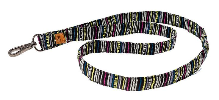 Beautiful Keyhanger / Lanyard in amazing colors and patterns by Aviimade on Etsy