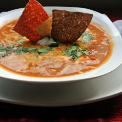 Delicious Gluten Free Soup! Serve with Absolutely Gluten Free Crackers! Visit absolutelygf.com