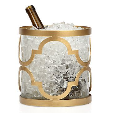 Our exclusive Meridian Collection brings design distinction to your holiday bar.