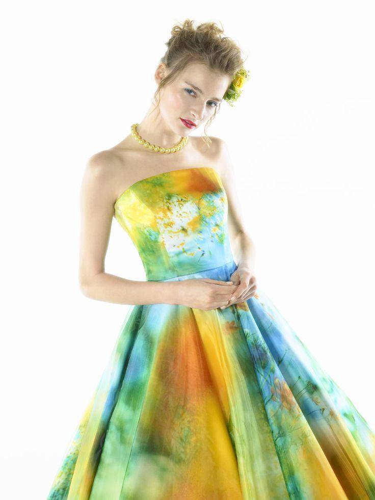 おしゃれすぎて目が離せない♡蜷川実花プロデュースのドレスコレクション第三弾の全てをチェック*にて紹介している画像