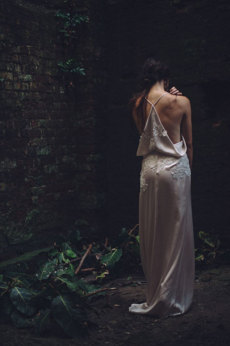 The Aurora gown from our Constellation bridal collection  Photography www.thewoods.photography