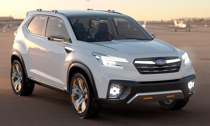 Subaru ukáže v Tokiu koncepty vozů Visiv a Impreza