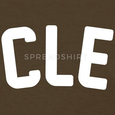 CLE (Cleveland) T-Shirts