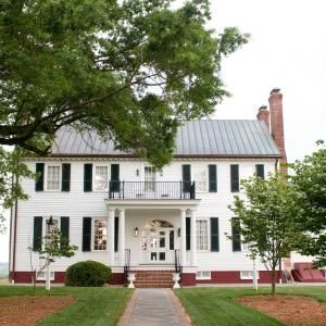 a classic southern plantation wedding venue willow oaks plantation eden north carolina rusticweddingguide