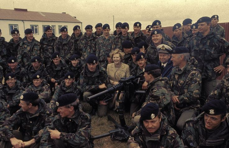 Last salute to her finest hour: Falklands War forces form a new task force for the funeral   - http://www.warhistoryonline.com/show-reviews/last-salute-to-her-finest-hour-falklands-war-forces-form-a-new-task-force-for-the-funeral.html
