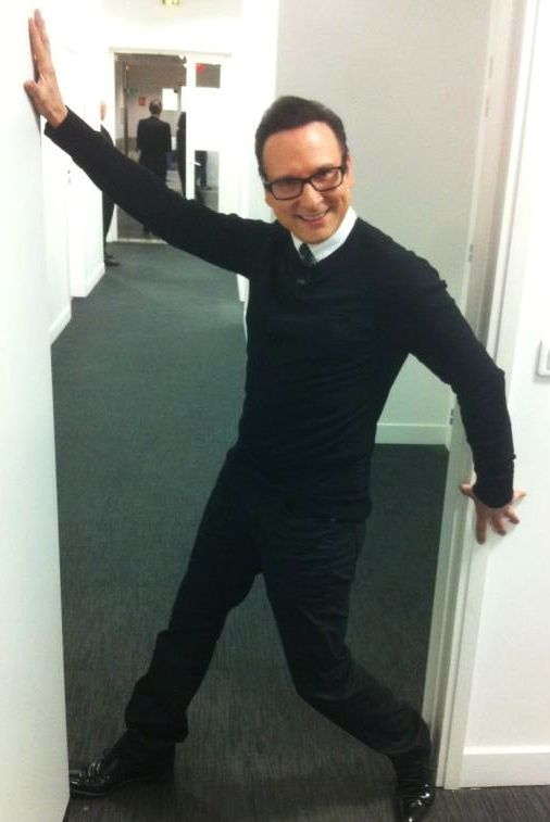 Jean-Marc Généreux très en forme ! #Backstage #TPMP
