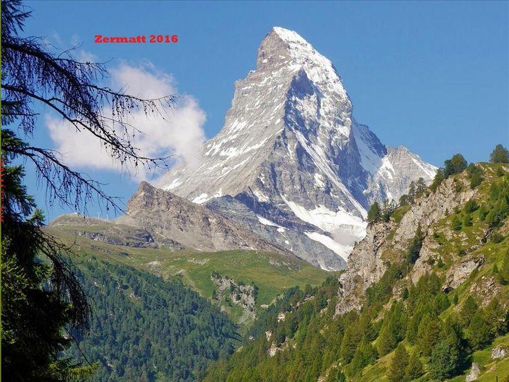 Fotoboek Nop Zermatt 2016