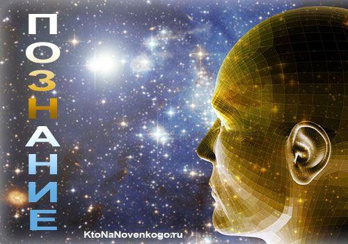 Познание — что это такое, виды и формы познания ...