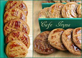 Медовое печенье со специями
