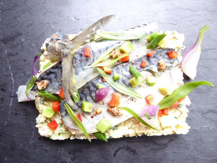 Les 256 meilleures images propos de recettes de cuisine for Salade pour accompagner poisson