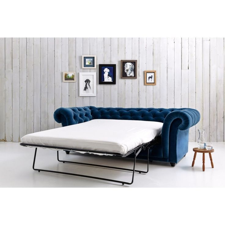 1000 Ideas About Chesterfield Sofa Bed On Pinterest