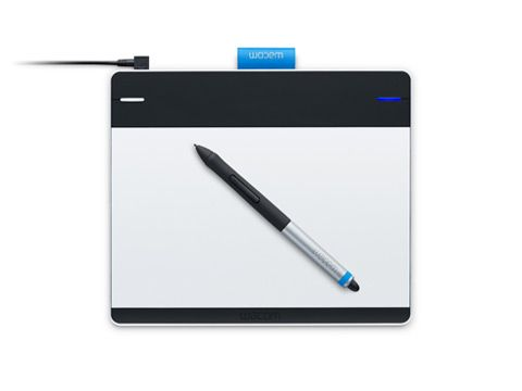 Intuos Pen and Touch Small: A digital artist's dream. $99 #GiftGuide #TheDesigner #OliveGiftGuide