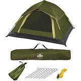 Outdoor Zelt Lumaland Outdoor leichtes Pop Up Wurfzelt 3 Personen Camping robust verschiedene Farben