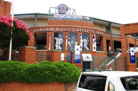 Durham Bulls Athletic Park  Durham, NC - One of the best baseball stadiums in all of baseball!