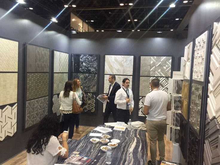 Our latest collection grabs a lot of attention at Coverings 2017 Trade Show  #VeromarMarble #Coverings2017 #Coverings #marble #mosaic #tile #ceramic #naturalstone #stonefair #interiordesign #porcelain