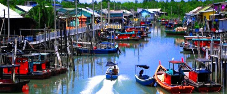 Pulau Ketam, Port Klang, Selangor – Sights to a Fishermen's Life - http://blog.travelbuddee.com/blog/pulau-ketam-port-klang-selangor/