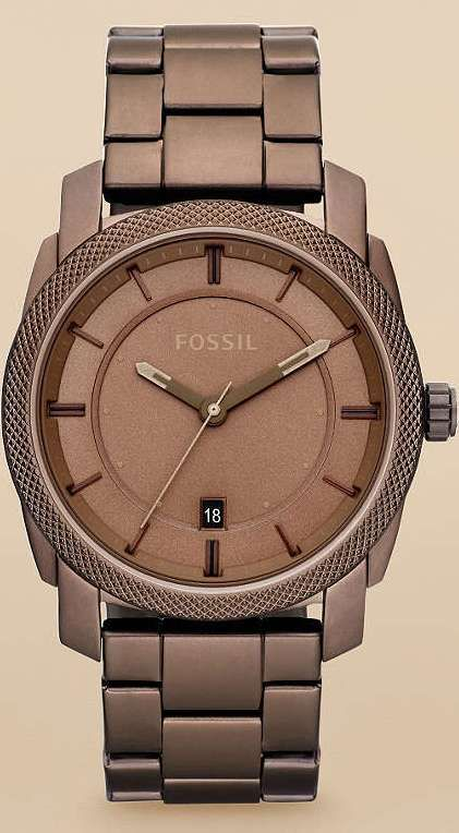 17 best images about watches jewelry watches fossil men s machine smoke ion plated stainless steel bracelet watch watches jewelry watches macy s