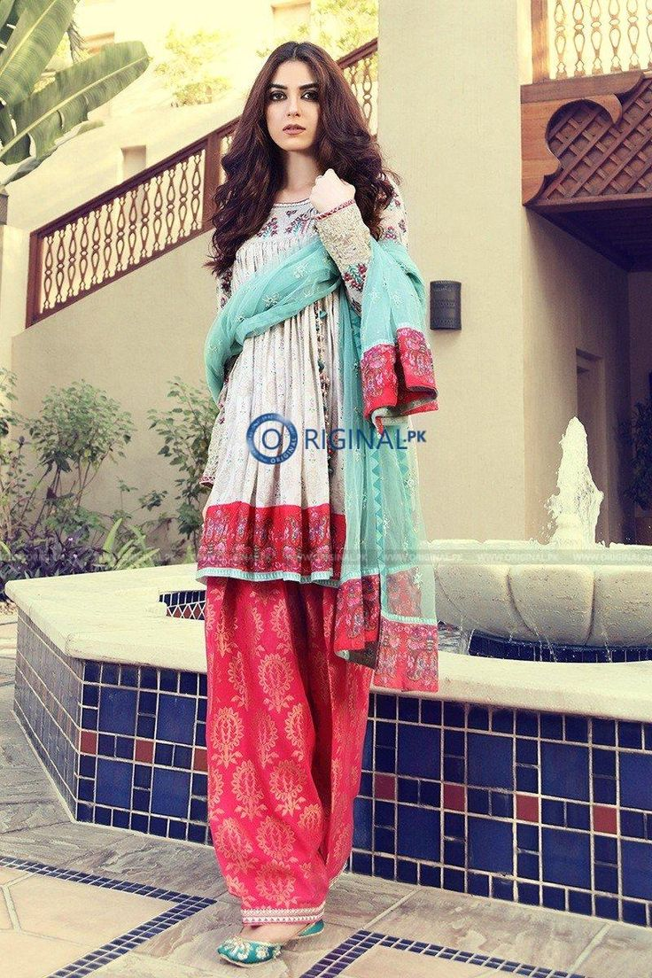 Maria B D10A Lawn 2017 Price in Pakistan famous brand online shopping, luxury embroidered suit now in buy online & shipping wide nation..