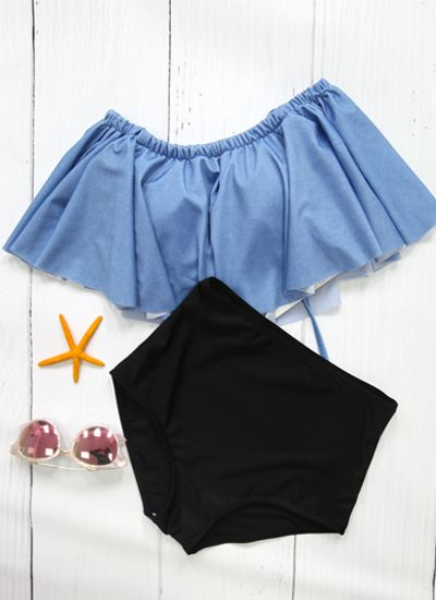 A dream vacation deserves the equally dreamy swimsuit. Come on,girls.Shop it today at an amazing price at WealFeel.com !