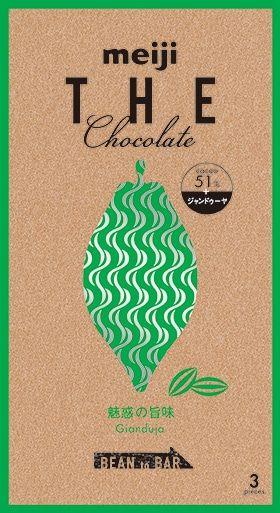 明治ザ・チョコレート 魅惑の旨味ジャンドゥーヤ
