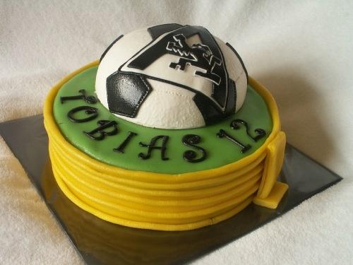 Korfball cake :D