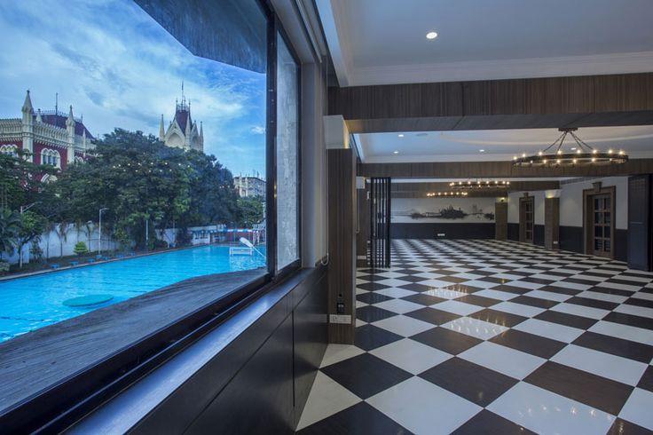 Calcutta Swimming Club Banquets Interior