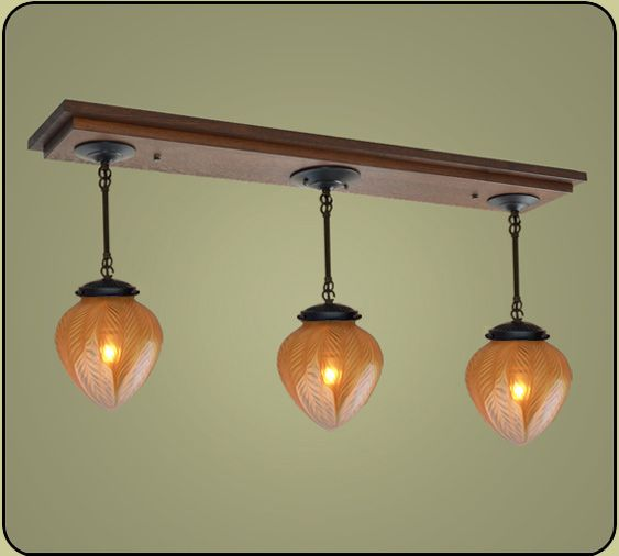 Craftsman Pendant Light Fixtures Handmade in the U.S.A in your choice of color & finish. Decorate your Kitchen, Dining Room, Island with our Craftsman Style Pendant Light Fixture.