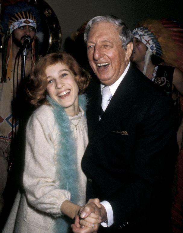 Le premier tapis rouge de Sarah Jessica Parker en 1979