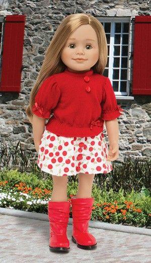 KL1 Léonie     Maplelea   Canadian Dolls for Canadian Girls!   Maplelea Girls