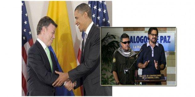 Mary Anastasia O'Grady: Obama se mete en las negociaciones de paz de Colombia | Adribosch's Blog