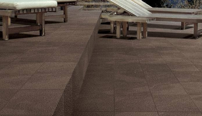 Pietre Rare series: four different surfaces (natural, polished, satin and bush hammered) and six colours. www.casalgrandepadana.it