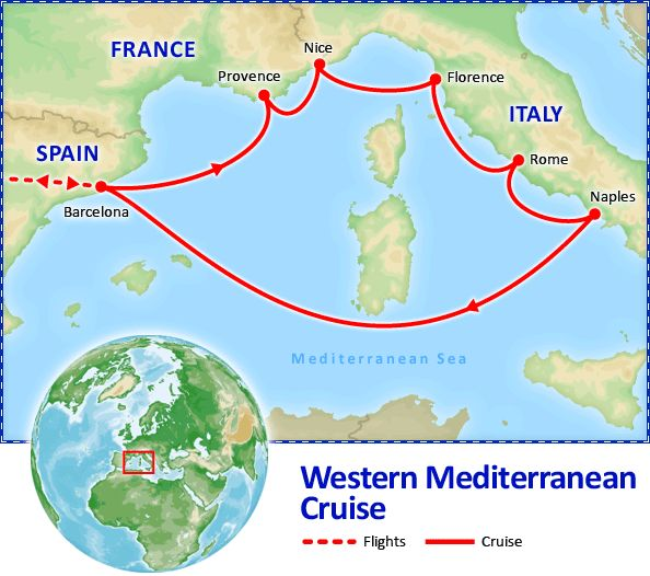 Mediterranean Cruise on RCCL