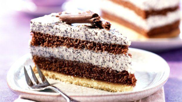 Tento makový dort má našlápnuto stát se stálicí ve vašem sladkém repertoáru. Vyzkoušejte a sami uvidíte:)