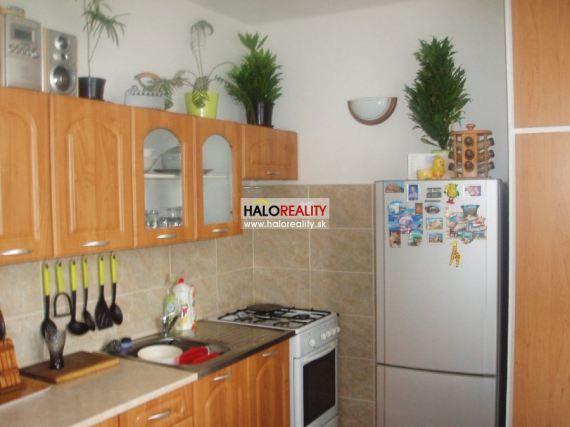 Predaj, dvojizbový byt, Štúrova, okres Nitra