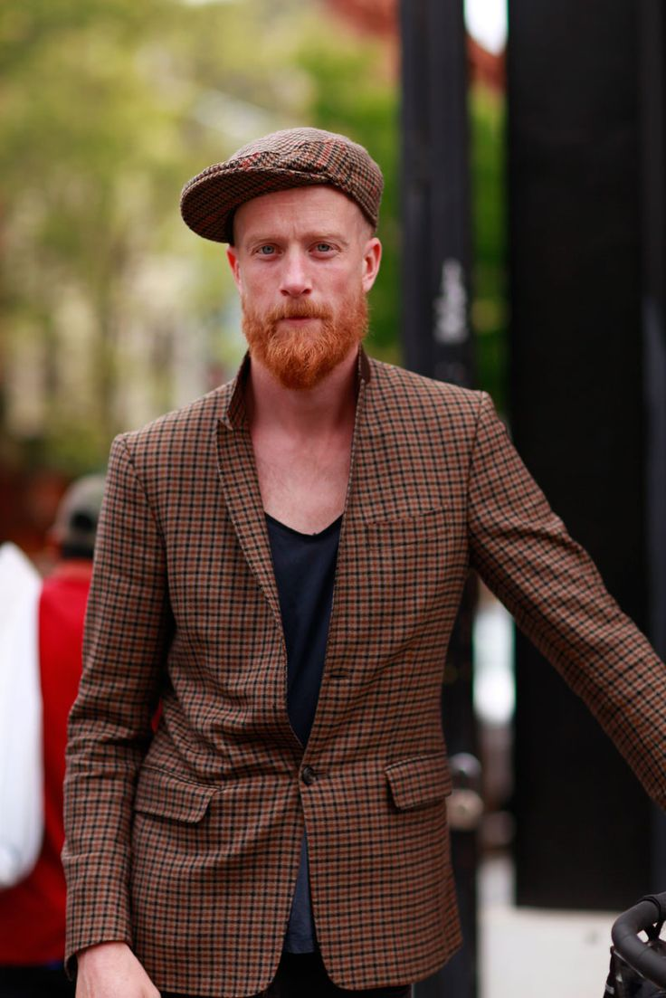 beards of brooklyn - Ginger #Beard