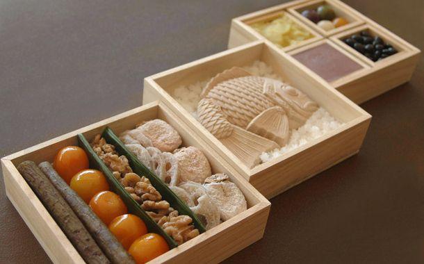 お菓子のおせち|HIGASHIYA Online shop
