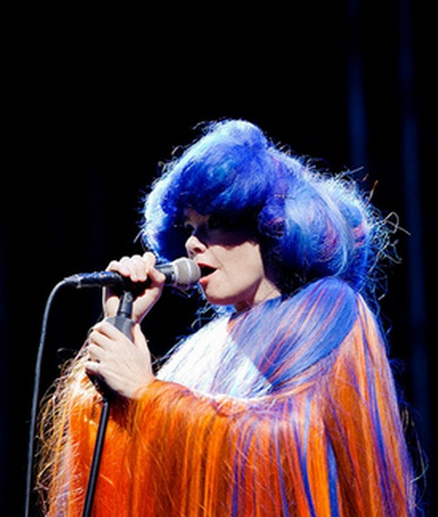 Bjork Quotes: From The Coral Reef