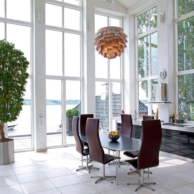 PH Kotte designades av Poul Henningsen 1958. Vill ni se den första PH Kotten så hänger lampan kvar på restaurangen i Köpenhamn. #artichoke #kotten #taklampa #phkotte #lampanse #lampan #lampor #lampe #lamper #belysning #inredning #inspiration #scandinavian #nordichomes #nordicdesign #exclusive #premium #homestyling #levaochbo http://buff.ly/2oXuUP3?utm_content=bufferb461f&utm_medium=social&utm_source=pinterest.com&utm_campaign=buffer