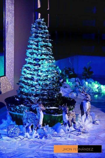 Navidad y temática invierno