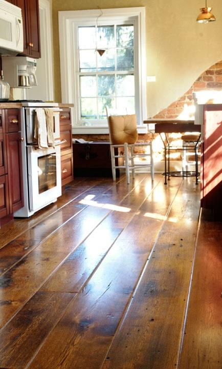 Luxury Reclaimed Wood Design Ideas