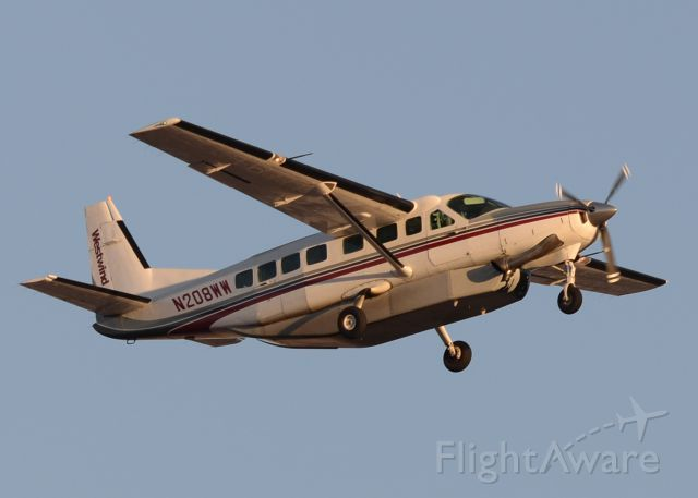 Cessna Caravan (N208WW)