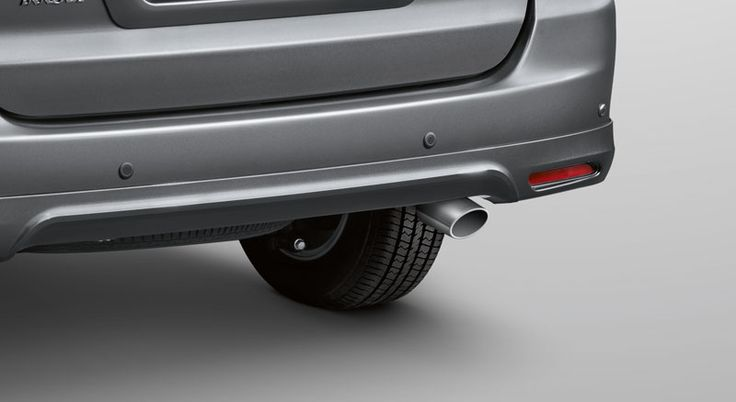 new Kijang Innova New V Bensin & Diesel Exterior  8